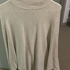 V cut out sweater. Free people